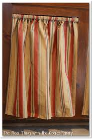 Kohls Kitchen Curtains by Kitchen Stripe Pattern Kohls Kitchen Curtains For Kitchen