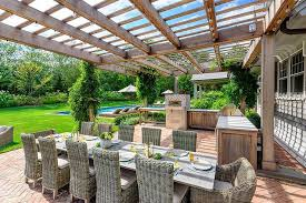 Attaching Pergola To House by Pergola Attached To House Transitional Deck Patio