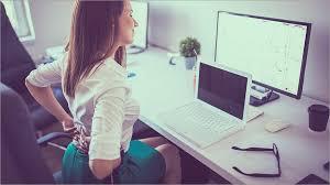 posture au bureau sa posture au bureau et prévenir le mal de dos