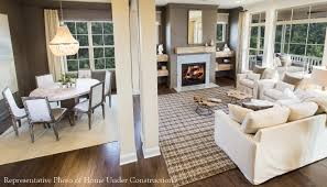 John Wieland Homes Floor Plans The Darien In Holding Village Newhomeguide Com