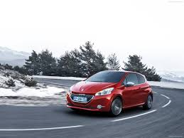 peugeot 208 red peugeot 208 gti 2014 picture 4 of 46