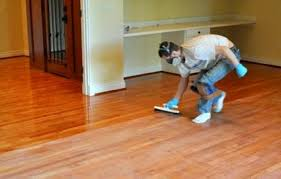 refinishing hardwood floors without sanding scraped hardwood