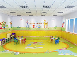 design of room decoration kindergarten classroom design