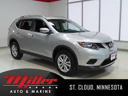 used nissan rogue used certified one owner 2016 nissan rogue sv st cloud mn