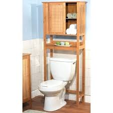 Bamboo Shelves Bathroom Bamboo The Toilet Space Saver 3 Shelf Bathroom Organizer