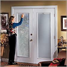 Reliabilt Patio Door Reliabilt Doors With Built In Blinds A Guide On Single