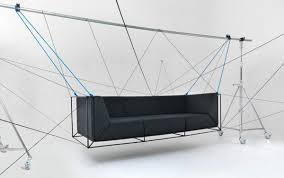 floating couch levitating furniture floating sofa by philippe nigro freshome com