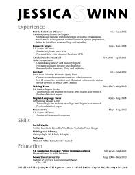 Student Resume Format Resume Template High Student Resume For Your Job Application