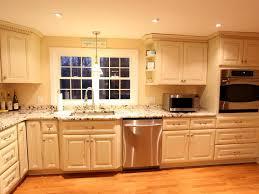 How To Glaze White Kitchen Cabinets Kitchen 18 Antique White Kitchen Cabinets Antique White Kitchen