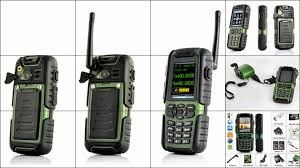 Rugged Outdoor Vigis Rugged Outdoors Waterproof Shockproof Mobile Phone