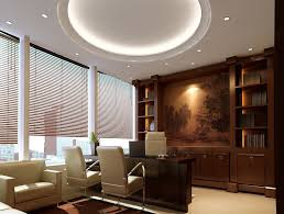 Simple But Elegant Home Interior Design Home Office Meeting Area Of Simple But Professional Office