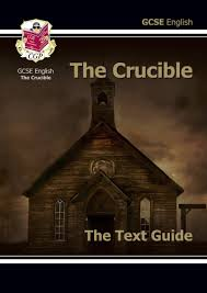 gcse english text guide the crucible amazon co uk cgp books