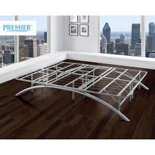 Platform Bed Frame King Size Bedroom Lovely White Retro Japanese Platform Bed Frame King Size