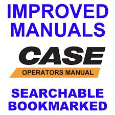 case 580f construction king loader backhoe operators manual u0026 580