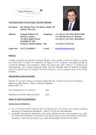 lawyer resume template cv resume exle pdf curriculum vitae format for lawyers cv lawyer