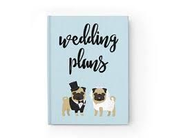 wedding gift journal engagement journal etsy