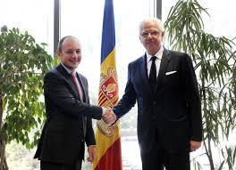 chambre nationale des huissiers de justice l andorre et la ont signé un accord de coopération sur la