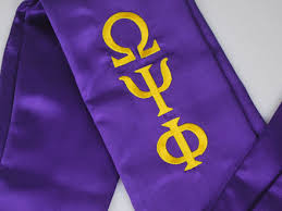 sorority graduation stoles 47 stoles for graduation delta tau lambda satin graduation