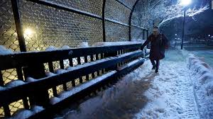 winter storm brings high winds and heavy snow to new england cnn