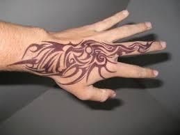 tribal and finger shortlist tat 2 me
