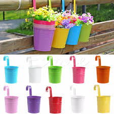 Cute Flower Pots by Aliexpress Com Buy Cute Metal Iron Flower Pot Planted With Pot