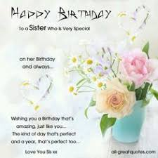106 best happy birthday wishes for sister with images birthday