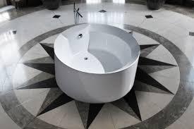 Freestanding Bathtubs Australia Round Freestanding Bathtub 13 Trendy Design With Round