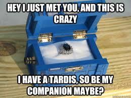 Proposal Meme - doctor who proposal meme memes quickmeme