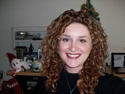 spiral perm annalynne mccord hairstyle and nars captiva lipstick