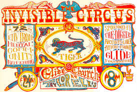 Invisible Circus Poster