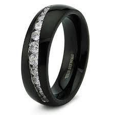black wedding bands for him and 27 black men s wedding bands ideas