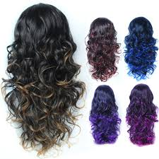 names of anime inspired hair styles lace front curly two tone ombre fashion anime wigs sa boutique