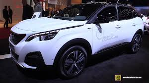 is peugeot 3008 a good car 2017 peugeot 3008 gt line exterior and interior walkaround