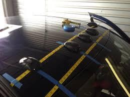 dodge ram clearance lights leaking pacer cab lights installed few pics dodge cummins diesel forum