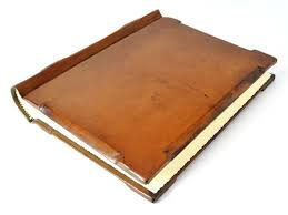 italian leather photo album villaggio italian leather photo album bick bookbinding