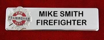 Decorative Name Plates For Home Firefighter Catalog
