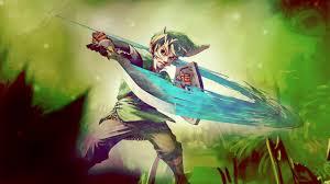 link skyward sword wallpaper wallpapersafari