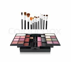 professional makeup artist tools professional make up tools and make up box stock photo colourbox