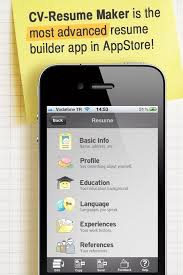 the best resume how to make resume cv with your iphone or on the go snapguide