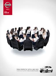 nissan canada student jobs nissan print advert by tbwa park perfectly ads of the world