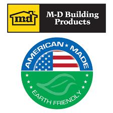 Exterior Door Seals Thresholds by M D Building Products 25730 Flat Profile Door Jamb Weatherstrip