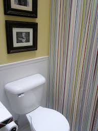 beadboard in the bathroom at the picket fence