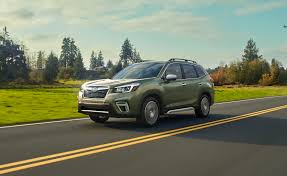subaru forester the new subaru forester can tell if you re sleepy or distracted