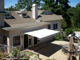 Roof Mounted Retractable Awning Retractable Awnings Photo Gallery Ers Shading