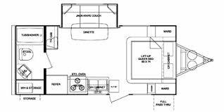 Floor Plan Finder 2012 Cruiser Rv Fun Finder X Series M 210 Wbs Specs And Standard