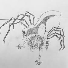 Entry7 by Mythical Beast Wars The Jorogumo Entry 7