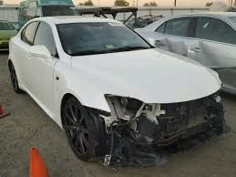 lexus isf 2009 for sale damaged 2009 lexus is f for sale in tx dallas lot 40505606