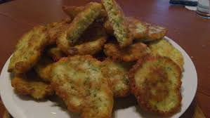 cuisine corse recettes beignets aux courgettes corses les recettes de michèle grimigni