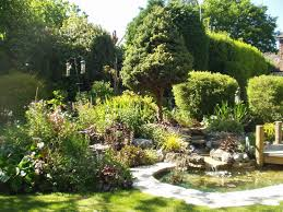 small gardens with pond small garden ponds on pinterest fish ponds