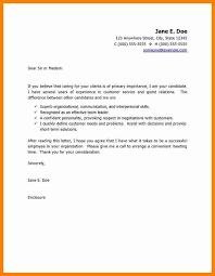 copy editor cover letter customer service
